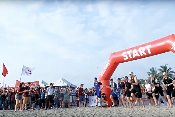 Danang hosts the 2019 Ironman 70.3 Asia-Pacific Championship